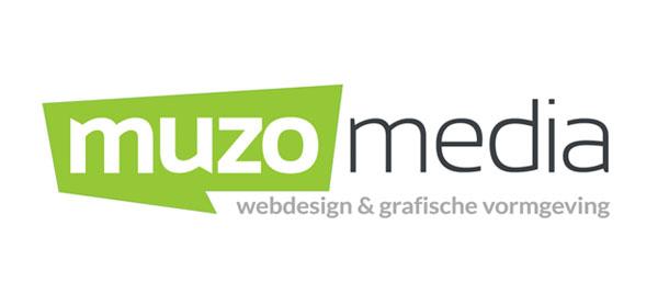 Muzo Media webdesign en grafisch ontwerp